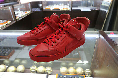 7fec36150aa52 KANYE WEST X Louis Vuitton Don Red Size 9.5 -  1