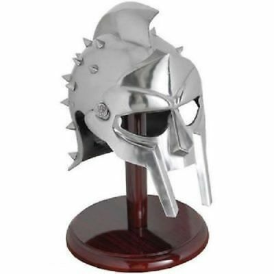 HQ Antique Collectibles Medieval Knight Viking Helmet New Corinthian Armor