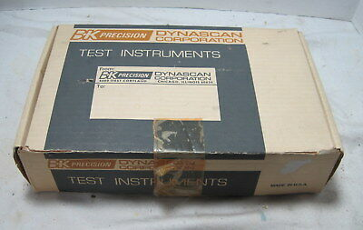 B&K Model 1803 Frequency Counter==Original Box and Probe