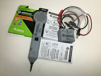 Greenlee Communications 200B-G 77M-G Basic Tone and Probe Tracing Kit
