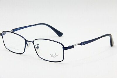 4f4db36d3a New Ray-Ban Rb 8745D 1061 Blue Authentic Eyeglasses Frame Rb8745D 55-17 W