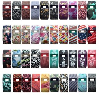 Slim Designer Sleeve Case Band Cover For Fitbit Charge / Charge HR 50 Pattern