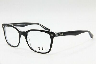212822ba17 New Ray-Ban Rb 5285 5764 Grey Authentic Eyeglasses Frame Rb5285 53-19 W