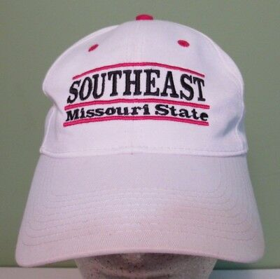 save off bfbe0 6cadc Southeast Missouri State Split Bar The game Hat Cap Snapback