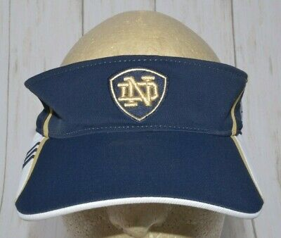 af4af624 NOTRE DAME FIGHTING Irish Adidas Visor - $8.00 | PicClick