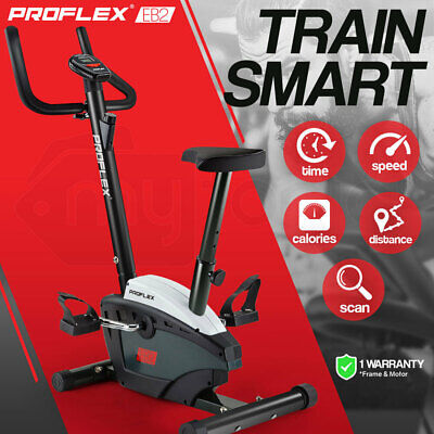 PROFLEX Exercise Bike Fitness Cycling Bicycle Home Gym Cardio Equipment Spin