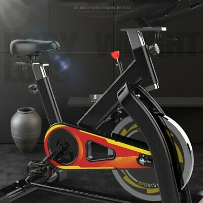 Gym Exercise Stationary Bike Bicycle Cycling Fitness Cardio Workout Indoor OY