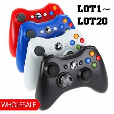 Wholesale Wireless Controller Remote LOT For Microsoft Xbox 360 - Brand NEW US