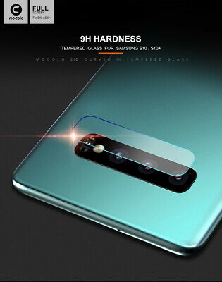 Samsung Galaxy S10 + Plus Back Camera Lens 5D Hard Tempered Glass Protector