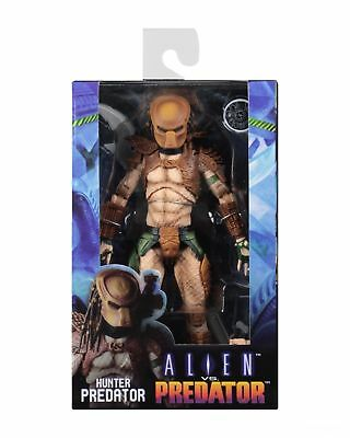 "Alien vs. Predator - Arcade HUNTER PREDATOR 7"" Scale Action Figure NECA In Stock"