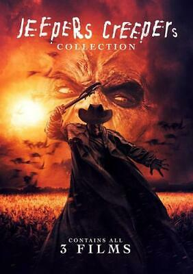 Jeepers Creepers Collection =Region 2 DVD,sealed=