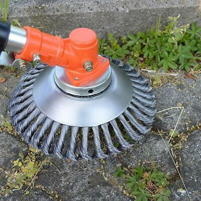Weed Brush Steel Wire Wheel Grout For Brushes Cutter Replacement Weed Eater 25MM