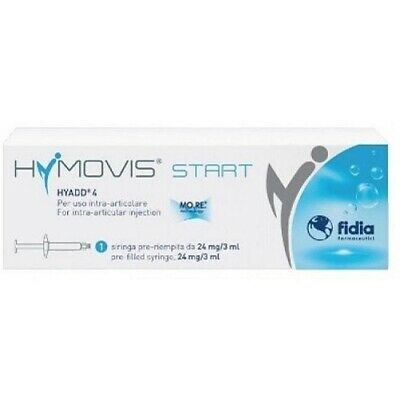 Fidia Farmaceutici Hymovis Start Siringa Intra-Articolare 24mg/3ml