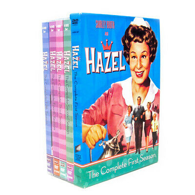Hazel: The Complete Series, Seasons 1-5 (20-DVD Set) 1 2 3 4 5 SEALED NEW