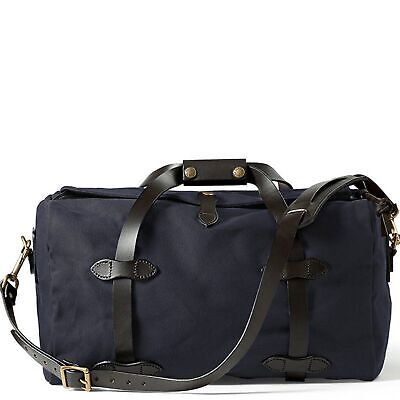 Filson 70220 Small Rugged Twill Duffle Bag NAVY 11070220 NEW!