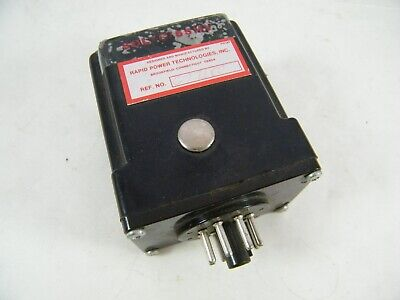Rapid Power Technologies ~ 8 Pin Relay ~ Part Number Sol/C/55Mv