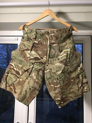 Genuine British Army SHORTS MTP CAMO WARM WEATHER COMBAT Modified Trousers