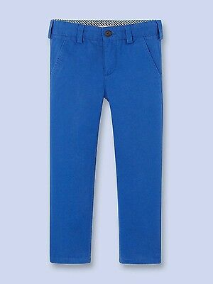 JACADI Boy/'s Capable Indigo Blue Pants Sz 6 Years NEW $54
