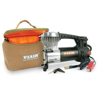VIAIR 00087 87P Portable Compressor Kit 85P Power Cord with Battery Clamps Carry