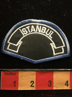 INSTANBUL Country Of TURKEY Middle East Patch S60A
