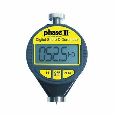 Phase II Digital Durometer, Short Profile, #PHT-980
