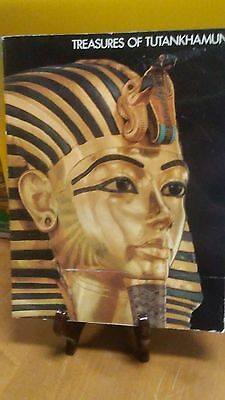 Treasures Of Tutankhamun 1976(B-107)