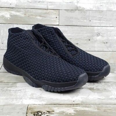 low priced 383b9 724ed Nike Air Jordan Future Black Anthracite Casual Shoes Sneakers 656503-001  Size