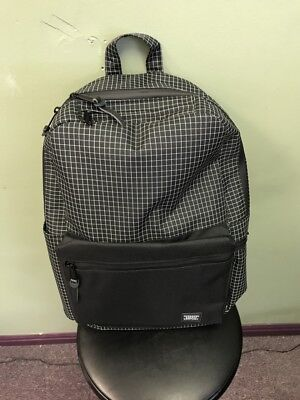 a96be4a6d Herschel Supply Co. Harrison Backpack Pack Black Grid Brand New With Tags