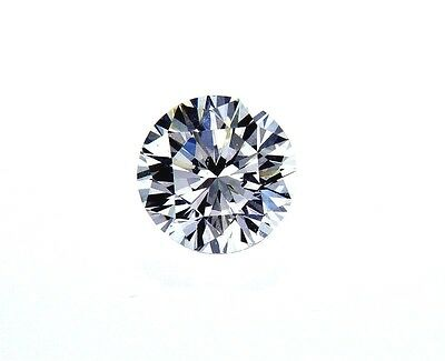 Natural Loose Diamond 0.72 CT I VVS1 Clarity GIA Certified Round Cut Brilliant