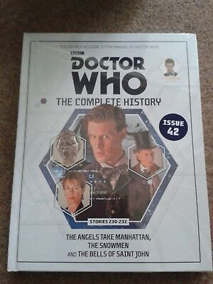Doctor Who The Complete History - Issue 42 (Stories 230 - 232) NEW & SEALED