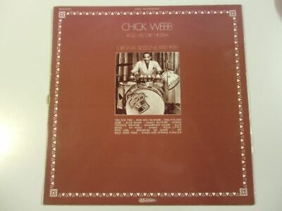 Original sessions 1937/1939 [Vinyl-LP / 30JA5113] Chick Webb and his orchestra: