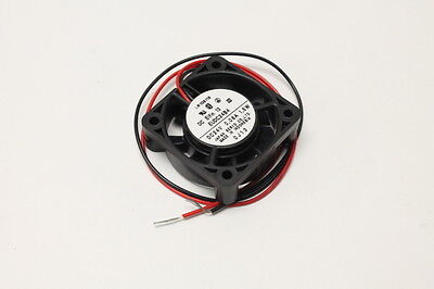 SERVO EUDC24B4 Fan 24vdc .06a 1.5w 40x40x13mm new quantity-1