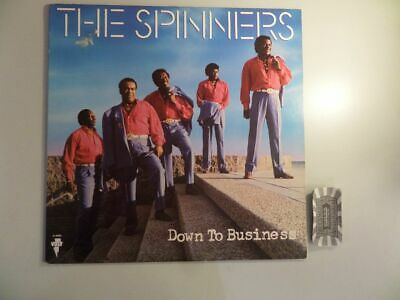 Down to Business [Vinyl, LP, V-3403]. The Spinners: