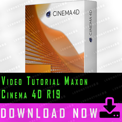 MAXON CINEMA 4D R19 STUDIO WIN\MAC + Redshift or Octane GPU Renders