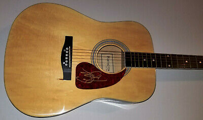 TYLER FARR Signed New Acoustic Guitar Redneck Crazy A Guy Walks Into a Bar w/COA