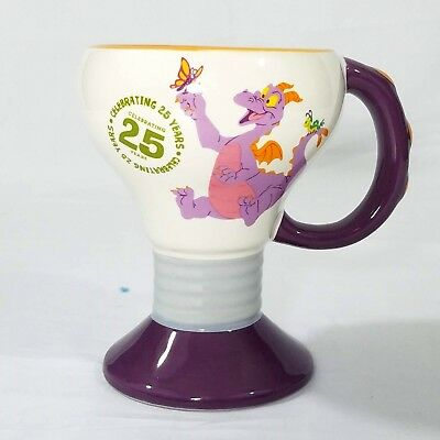 Disney Parks 2018 EPCOT Flower & Garden Festival Figment Cup Mug NEW Ships FREE