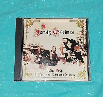 John Tesh A Family Christmas Sheet Music Piano NEW 002503623