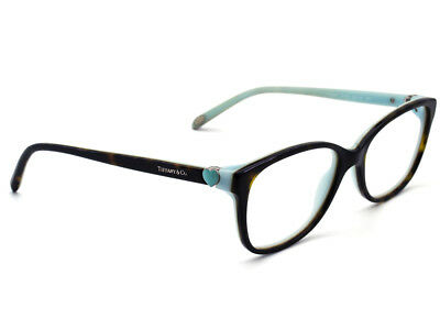 678b2c2bd5cd Tiffany   Co. Eyeglasses TF2097 8134 Tortoise Frame Italy 52  16 135 Heart