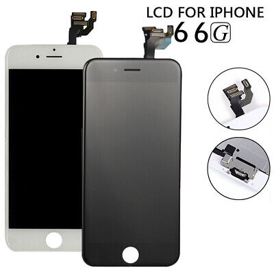 For iPhone 6 A1549 A1586 LCD Touch Screen Full Replacement + Camera Small Part