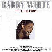 The Collection by White,Barry   CD   condition good