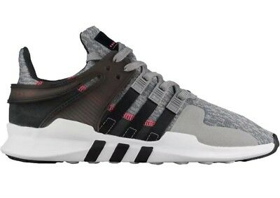 the latest 9cd1c dcba0 NEW SIZE 9 Adidas EQT Support ADV Originals Shoe Equipment Grey Black  S76963 Men