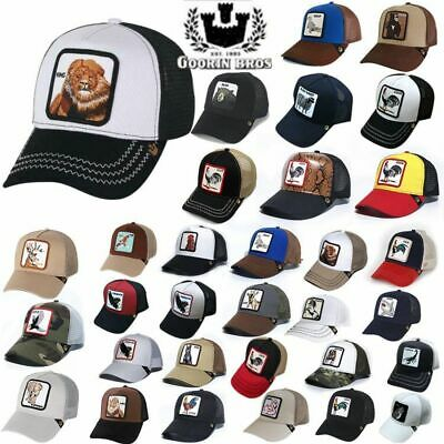 18b8fc37 New Goorin Bros Snapback Trucker BASEBALL Hat Cap Adjustable Animal Farm