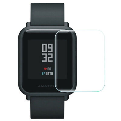 2Pcs Set Transparent Screen Protector Films For Huami Amazfit Bip Youth Watch