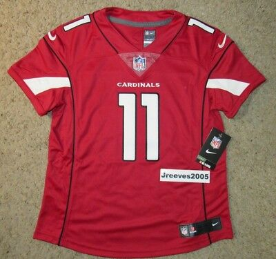 Cheap ARIZONA CARDINALS NIKE Limited Color Rush Jersey Larry Fitzgerald