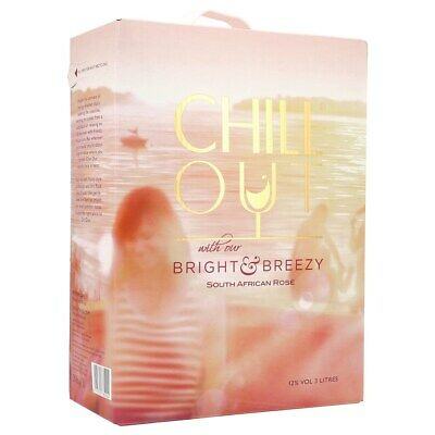 Chill Out Bright & Breezy 12% 3 ltr.