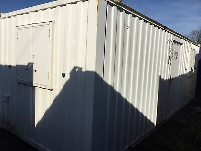 24ftx9ft Anti Vandal Canteen & Drying Room - Very Good Condition