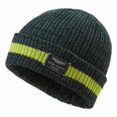 Aston Martin Racing Knitted Beanie Hat 2019 ADULT