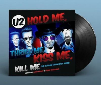 "U2 - Hold Me Thrill Me Kiss Me Kill Me - Vinyl 12"" - RSD / Black Friday 2018"