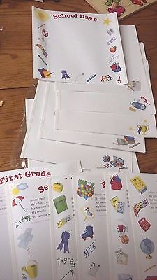 Creative Memories 12 X 12 School Days Refill Pages 15 Sheets