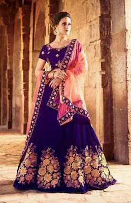 b30ddf92ab Pakistani Wedding Indian Wear Lengha Designer Party Bridal Ethnic Lehenga  Choli